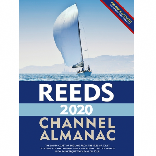Reeds Channel Almanac 2020  with Free Marina Guide